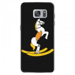 wild rocking horse Samsung Galaxy S7 Case | Artistshot
