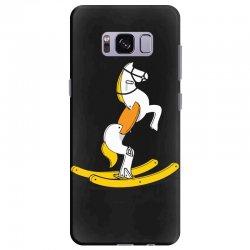 wild rocking horse Samsung Galaxy S8 Plus Case | Artistshot