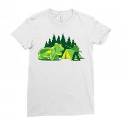 wild gummi Ladies Fitted T-Shirt | Artistshot