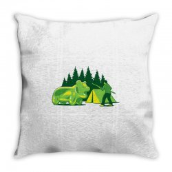 wild gummi Throw Pillow | Artistshot
