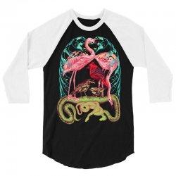 wild anatomy 3/4 Sleeve Shirt | Artistshot