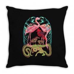 wild anatomy Throw Pillow | Artistshot