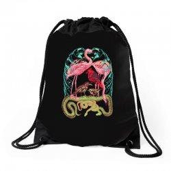 wild anatomy Drawstring Bags | Artistshot