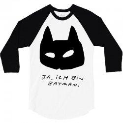 yes i am 3/4 Sleeve Shirt   Artistshot