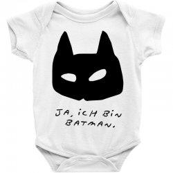 yes i am Baby Bodysuit   Artistshot