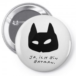 yes i am Pin-back button   Artistshot