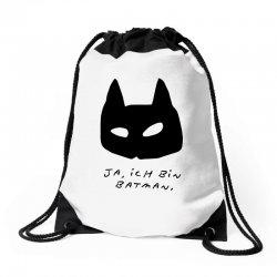 yes i am Drawstring Bags   Artistshot
