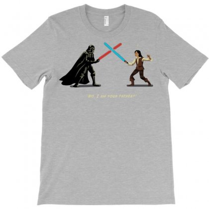 You Killed My Father T-shirt Designed By Irvandwi2