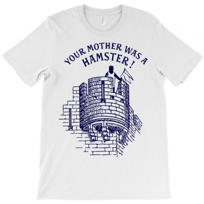 Your Mother Was A Hamster T-shirt Designed By Irvandwi2