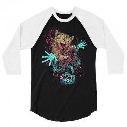 zombie nomz 3/4 Sleeve Shirt | Artistshot