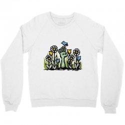 zombie garden Crewneck Sweatshirt | Artistshot