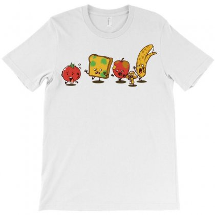 Zombie Food T-shirt Designed By Irvandwi2