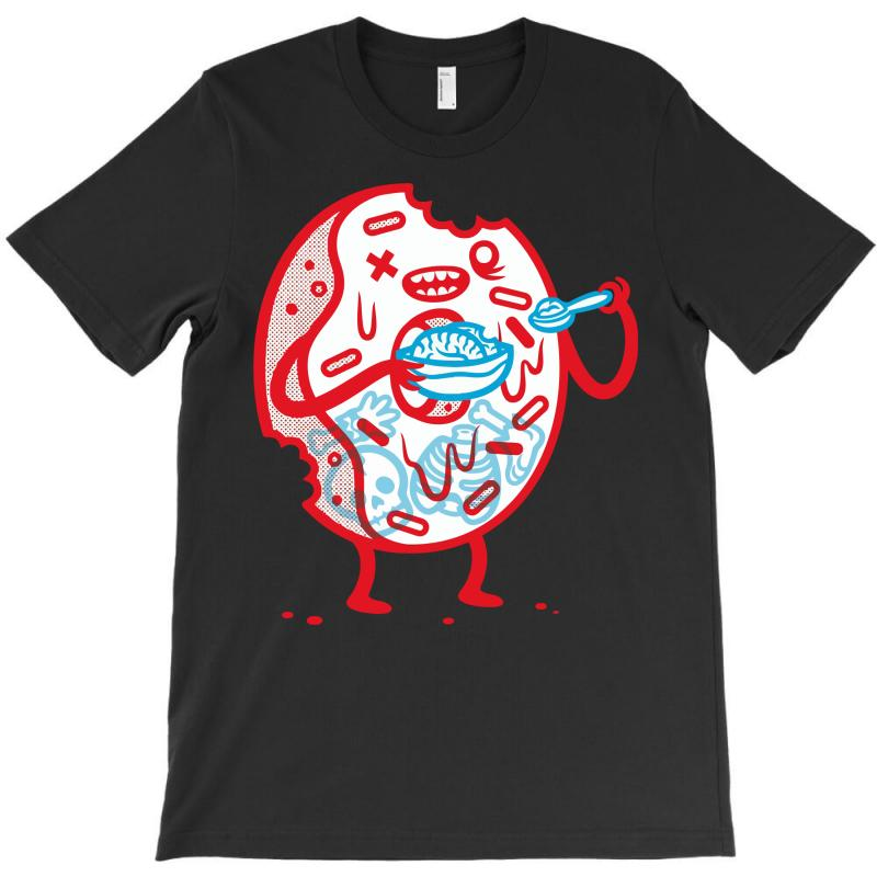 Zombie Donut T-shirt | Artistshot