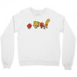 zombie food Crewneck Sweatshirt | Artistshot