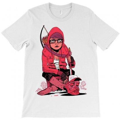Zombie Survivalist T-shirt Designed By Irvandwi2