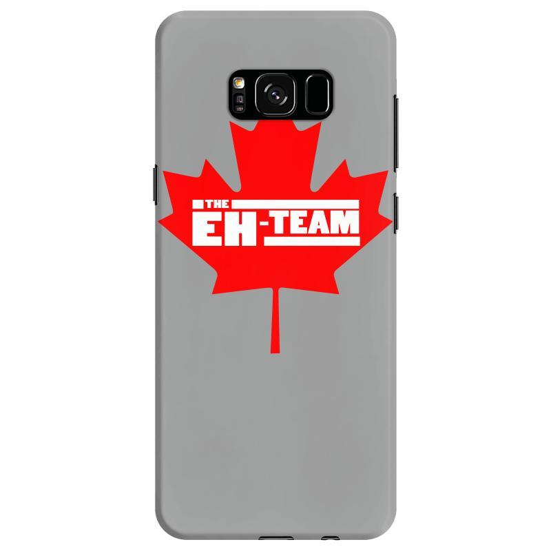 official photos 385af c4820 Eh Team Canada Maple Leaf Samsung Galaxy S8 Case. By Artistshot