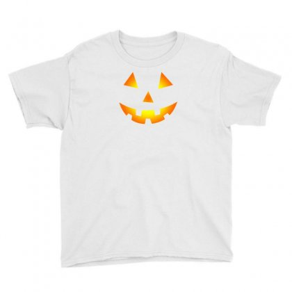 Halloween Youth Tee Designed By Mdk Art