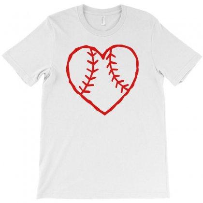 Heart T-shirt Designed By Mdk Art