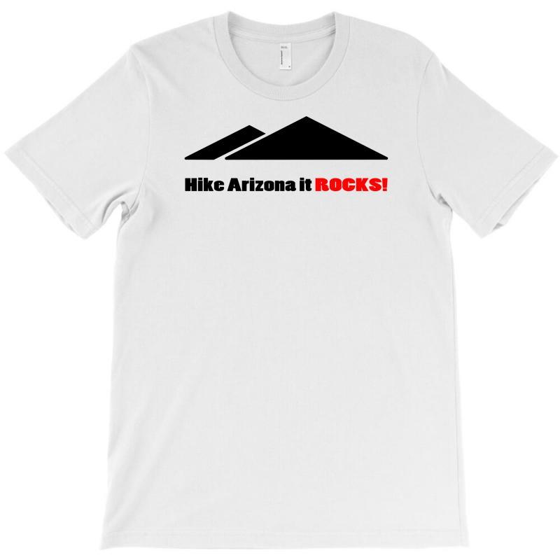 b4dc8ab6 Custom Hike Arizona It Rocks Vi T-shirt By Mdk Art - Artistshot