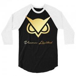 vanoss limited 3/4 Sleeve Shirt | Artistshot