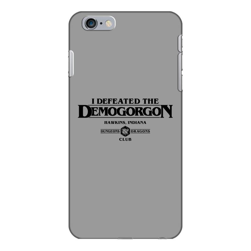 new style c0843 2e6b3 I Defeated The Demogorgon Stranger Things Iphone 6 Plus/6s Plus Case. By  Artistshot