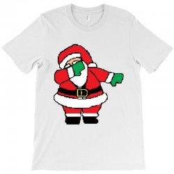 753dc8a4 Custom Dab Santa Dabbing Ugly Christmas Sweater T-shirt By Rardesign ...