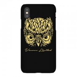 VANOSS LIMITED EDITION GOLDEN OWL iPhoneX Case | Artistshot