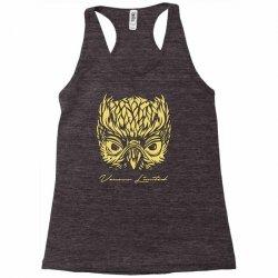 VANOSS LIMITED EDITION GOLDEN OWL Racerback Tank | Artistshot