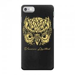 VANOSS LIMITED EDITION GOLDEN OWL iPhone 7 Case | Artistshot
