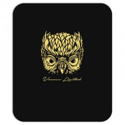 VANOSS LIMITED EDITION GOLDEN OWL Mousepad | Artistshot