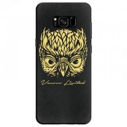 VANOSS LIMITED EDITION GOLDEN OWL Samsung Galaxy S8 Case | Artistshot