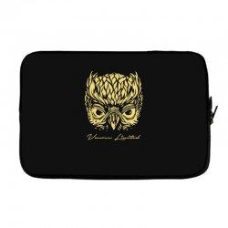 VANOSS LIMITED EDITION GOLDEN OWL Laptop sleeve | Artistshot