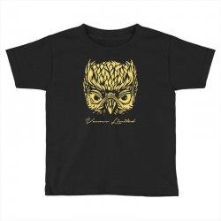 VANOSS LIMITED EDITION GOLDEN OWL Toddler T-shirt | Artistshot