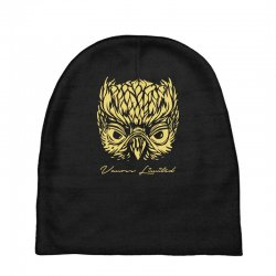 VANOSS LIMITED EDITION GOLDEN OWL Baby Beanies | Artistshot