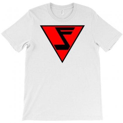 Musicman The Musical Superhero Music Note Logo T-shirt Designed By Mdk Art