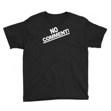 No Comment Team Tonya Harding 1994 Youth Tee Designed By Mdk Art