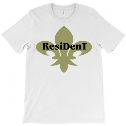 Resident T-shirt Designed By Mdk Art