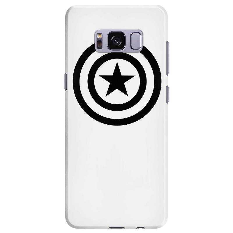 Shield Icon Full Over Samsung Galaxy S8 Plus Case  By Artistshot