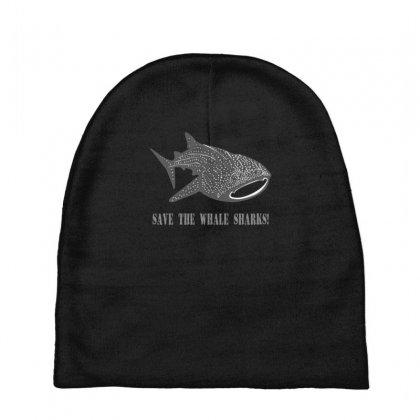 Walhai Wal Hai Whale Shark Animal! Baby Beanies Designed By Mdk Art