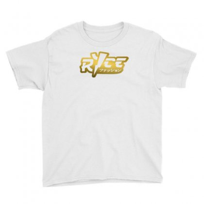 Ricegum Golden Youth Tee Designed By Constan002