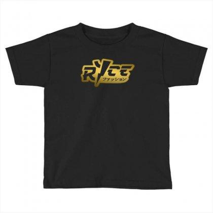 Ricegum Golden Toddler T-shirt Designed By Constan002