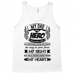213378a0 Custom My Hero My Dad Tank Top By Kasemdesign - Artistshot
