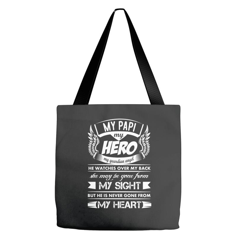 8d27e5a9 Custom My Hero My Papi Tote Bags By Kasemdesign - Artistshot