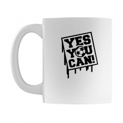 yes u can Mug | Artistshot