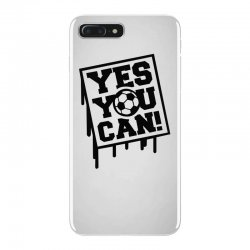 yes u can iPhone 7 Plus Case | Artistshot