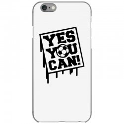 yes u can iPhone 6/6s Case | Artistshot