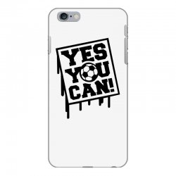 yes u can iPhone 6 Plus/6s Plus Case | Artistshot