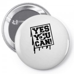 yes u can Pin-back button | Artistshot