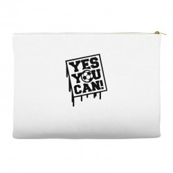 yes u can Accessory Pouches | Artistshot