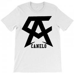 canelo alvarez   canelo   black T-Shirt | Artistshot